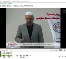« بىز كىم؟ » – جۈمە خۇتبىسى ( مۇستافا ئىسلامئوغلى MP3 )
